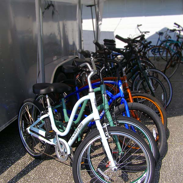 Bicycle Service and Rental